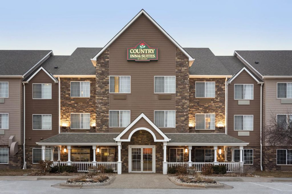 Country Inn & Suites By Radisson, Omaha Airport
